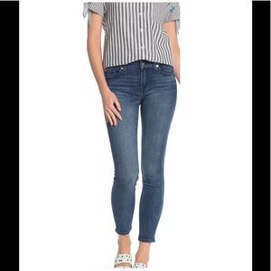 7 For All Mankind Gwenevere Ankle Jeans Super skin